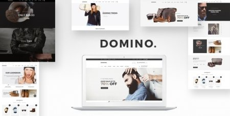 Domino - Fashion Responsive Opencart шаблон