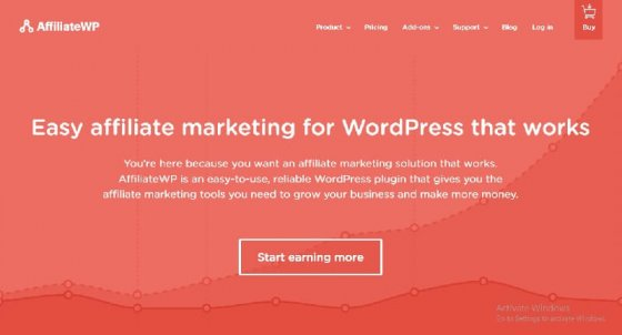 AffiliateWP v2.0.9.1 WordPress плагин с 26+ Addons