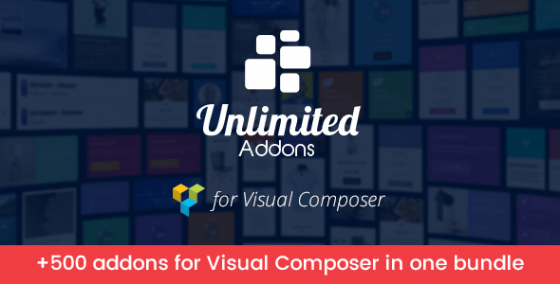 Unlimited Addons для Visual Composer v1.3.33
