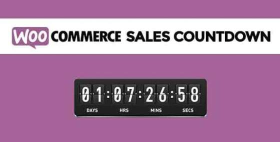 WooCommerce Sales Countdown v2.2.1 - Премиум WordPress Плагин