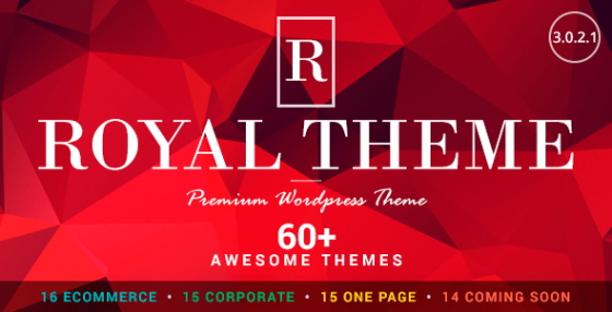 Royal v3.0.2.1 - Универсальный шаблон WordPress