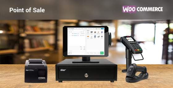 WooCommerce Point of Sale (POS) v4.1.4