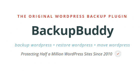 BackupBuddy v8.0 – Back Up, Restore & Move Plugin для WordPress